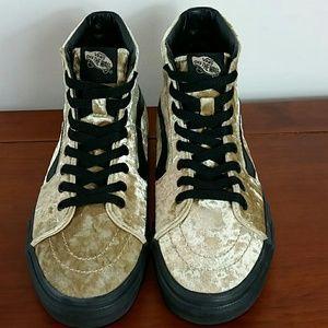 Vans gold - 8.5